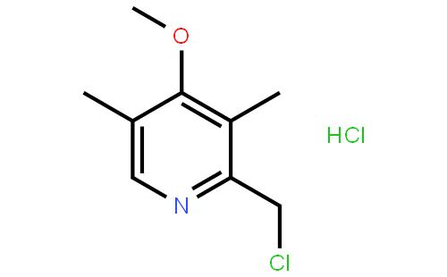 2-氯甲基-3,5二甲基-4-甲氧基吡啶盐酸盐