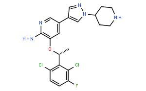克里唑蒂尼,PF-2341066