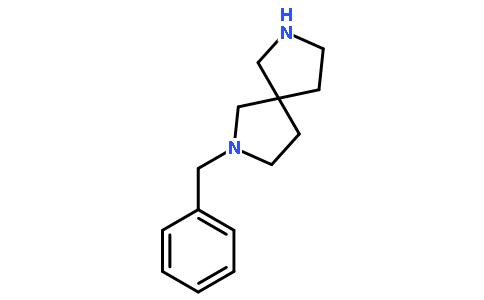 2,7-Diazaspiro[4.4]nonane,2-(phenylmethyl)-