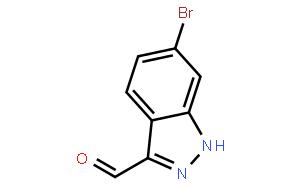 6-BROMO-1H-INDAZOLE-3-CARBALDEHYDE