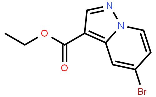 Pyrazolo[1,5-a]pyridine-3-carboxylicacid, 5-bromo-, ethyl ester