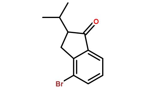 4-Bromo-2-isopropyl-1-indanone(892575-08-5)