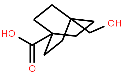 4-(Hydroxymethyl)bicyclo[2.2.2]octane-1-carboxylic acid