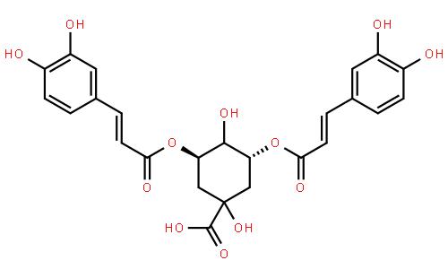 (-)-3,5-二咖啡酰奎宁酸