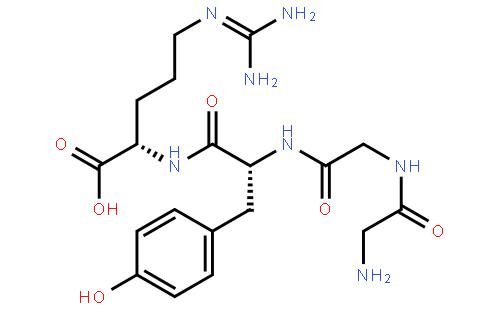 木瓜蛋白酶结构式