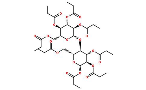 丙酸纤维素结构式,丙酸纤维素化学式 – 960化工网图片