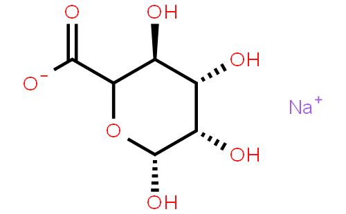 海藻酸钠结构式
