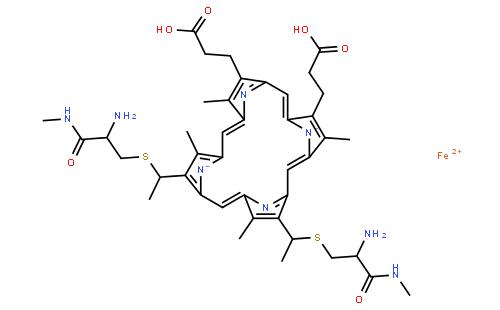 细胞色素C 来源于马