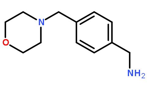 4-(吗啉甲基)苄胺