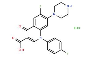 Sarafloxacin HCl