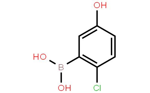 2-氯-5-羟基苯基硼酸913835-71-9(913835-71-9)