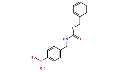 4-((BENZYLOXYCARBONYLAMINO)METHYL)PHENYLBORONIC ACID
