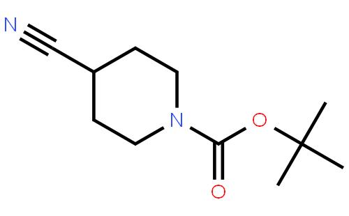 N-Boc-4-氰基哌啶