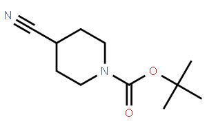 1-Boc-4-cyanopiperidine
