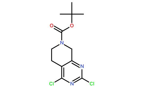 2,4-二氯-5,6-二氢吡啶并[3,4-d]嘧啶-7(8H)-甲酸叔丁酯