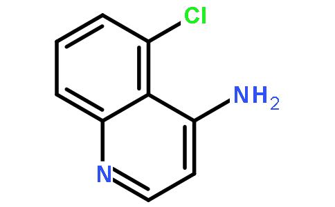 4-Quinolinamine,5-chloro-
