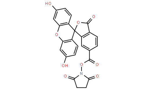 6-羧基熒光素琥珀酰亞胺酯