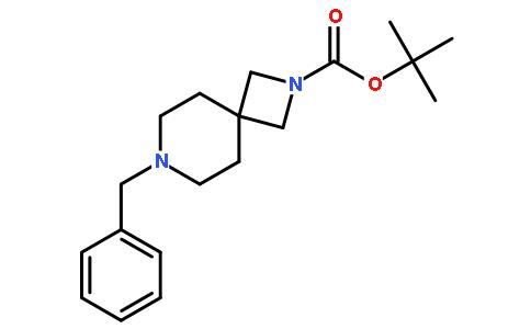 2,7-Diazaspiro[3.5]nonane-2-carboxylicacid, 7-(phenylmethyl)-, 1,1-dimethylethyl ester
