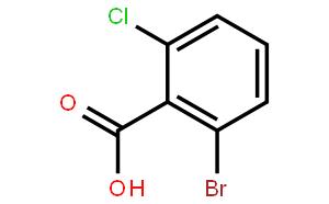 2-溴-6-氯苯甲酸