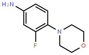 3-氟-4-吗啉基苯胺