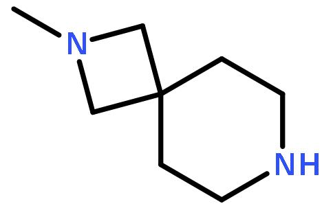 2-Methyl-2,7-diazaspiro[3.5]nonane