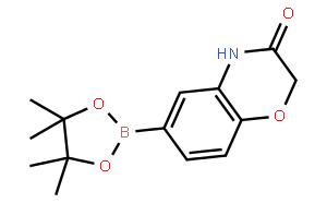 3-氧代-2H,4H-苯并[B][1,4]恶嗪-6-硼酸频哪醇酯