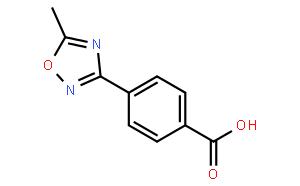 4-(5-甲基-1,2,4-氧杂二唑-3-基)苯甲酸