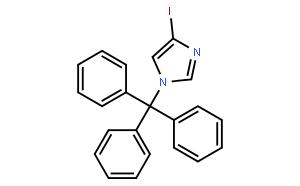 4-碘-1-三苯甲基-1H-咪唑