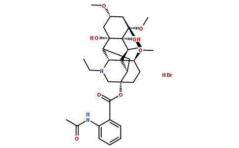 高乌甲素氢溴酸盐