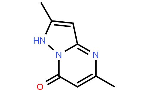 2,5-二甲基吡唑(1,5)嘧啶-7-酮
