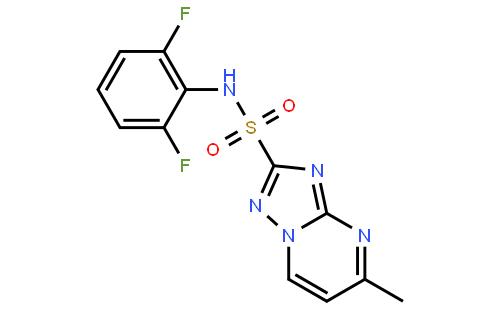 唑嘧磺草胺