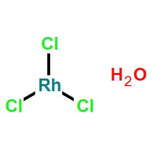 三氯化铑水合物