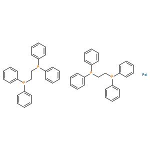 双[1,2-双(二苯基膦基)乙烷]钯(0)