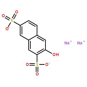 2-萘酚-3,6-二磺酸二钠;R盐