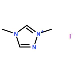 1,4-二甲基-1,2,4-碘化三唑鎓