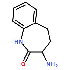 3-Amino-1,3,4,5-tetrahydro-2H-1-benzazepin-2-one