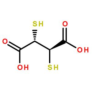 meso-2,3-dimercaptosuccinic acid