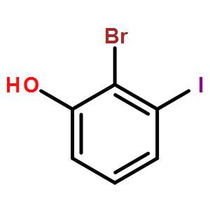 2-bromo-3-iodophenol