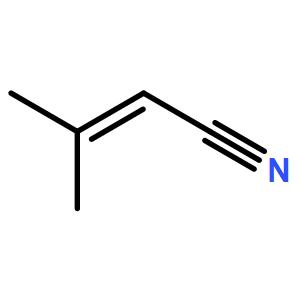 β,β-Dimethylacrylonitrile