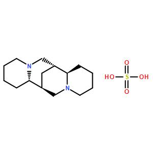 五水合硫酸金雀花碱/硫酸鹰