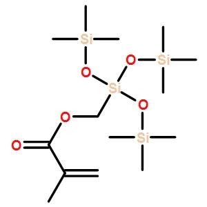 Methacryloxymethyltris(trimethylsiloxy)silane