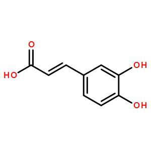 咖啡酸(进口标准品)