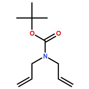 tert-butyl N,N-diallylcarbamate