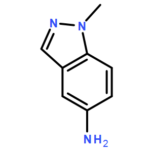 1-Methyl-5-amino-1H-indazole