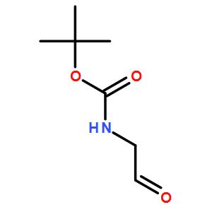 t-Butyl N-(2-oxoethyl)cabamate
