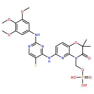 R788; Fostamatinib