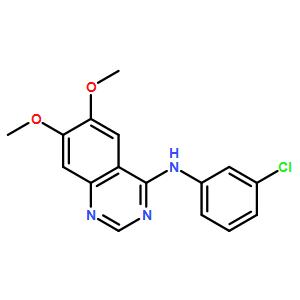 AG1478; Tyrphostin; AG1478; NSC693255