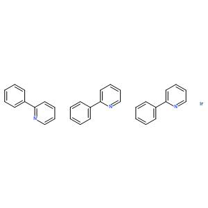 三(2-苯基吡啶)合铱