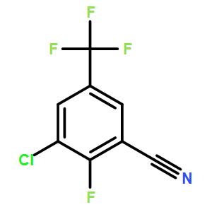 3-氯-2-氟-5-三氟甲基苯腈