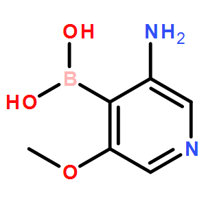 (5-Chloro-2-methoxypyridin-4-yl)boronicacid